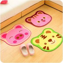 Q118 wholesale fashion non-slip bathroom floor mat