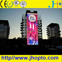 p6 super thin super bright outdoor stage led screen for concert