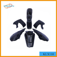 NEW KLX110 five color plastic body kit scooter hot sale