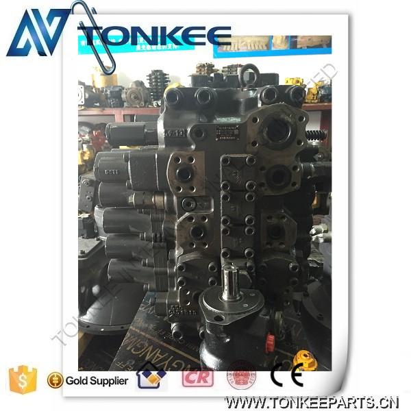 C0170-55064 KRJ10314 KYB control valve SH200-5 SH200A5 main control vavle for SUMITOMO.jpg