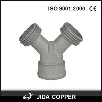 JD-5016 brass 10mm compression fittings