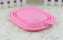 Collapsible Airtight Food Storage Containers, Freezer to Oven Safe