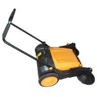 Unpowered Manual street Sweeper