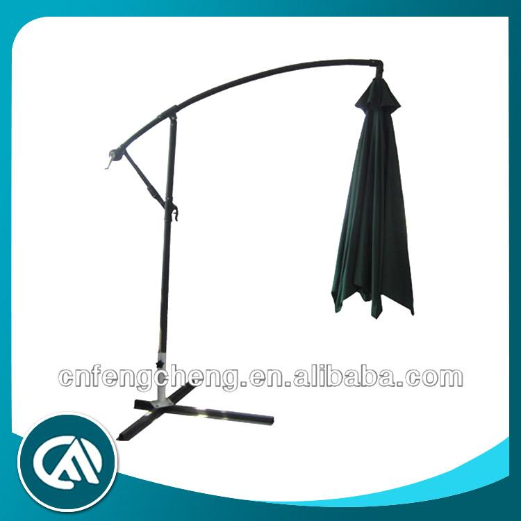 특별 큰 bannan 3 메터 x 3 메터 매달려 정원 우산