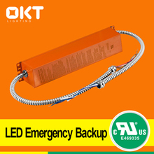 5 years warranty ul/cul recognized high voltage led emergency battery packs 18w 25w