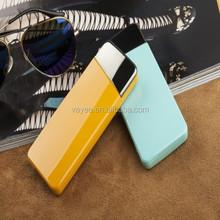 Ultra Thin Wallet Power Bank Card Slim Portable Mini Charger 5500mAh