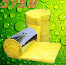 fire resistant glass wool bats / batts manufacturing in china