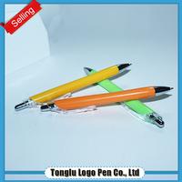 Customized plastic ballpoint pen for promotion