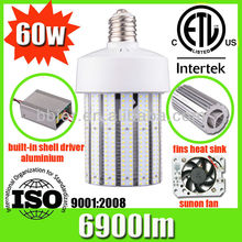 2014 hot sale bulb led e40 60w led bulb 550 lumen led bulb