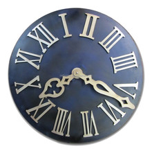 Metal Fusion Wall Clock
