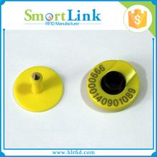 rfid microchip animal ID, rfid plastic ear tag