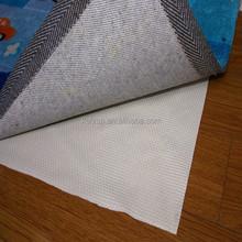 rubber waterproof carpet underlay
