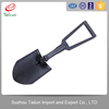 flat foldable and portable plastic snow shovel