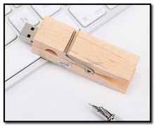 Contemporary most popular 1gb wooden usb gift