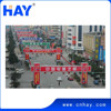 Outdoor event aluminum truss trade show stand from shanghai