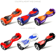 Zofia 6.5 inch Electric Self Balance Scooter 2 Wheel electric drifting Skateboard Smart Scooter LED bluetooth sound