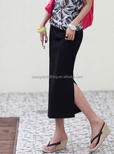high-waisted long pencil skirt wholesale