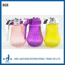 glass bottle for oil or vinegar