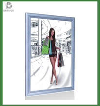 China supplier 25mm snap frame ,round corner picture frame, poster frame for advertising