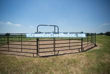 Economical used livestock Panel fence /corral panel fence/sheep horse panel fence