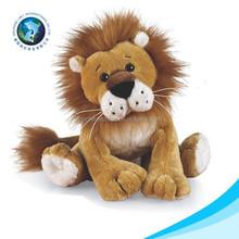 Meet EN71 and ASTM standard Custom stuffed toys plush animal lion