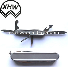 Stainless Steel Multi Function Swiss Knife from Shenzhen