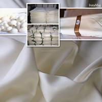 Cheap Price 100 Pure Silk Organza Fabric,100 Pure Silk Organza Fabric For Men Arab Thobe,30103,24.5m/m,Free Sample,SPO