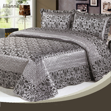 Chinese famous brand 100% polyester luxury quilt for Middle East
