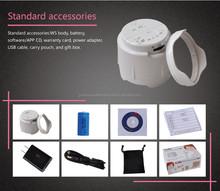 GM5 USB/WIFI Digital 5M microscope led ring light