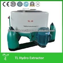 la extracción de agua