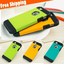 PC TPU hybrid shockproof tough hard armor case for iPhone 5 5S,hard back phone cover for for iphone 5s