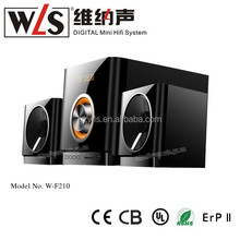 Subwoofer and Component Speakers