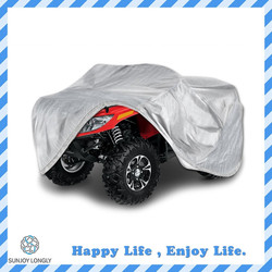 170T Silver Coating Polyester ATV Cover