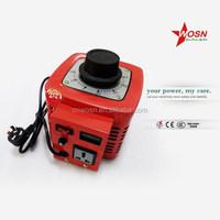 yueqing 230V ac custom variac transformer