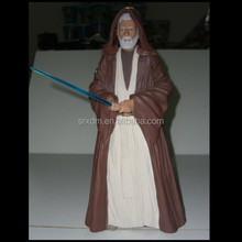 vintage star wars plastic vinyl statue,make custom plastic vinyl toy figure,make your own plastic vinyl art toy for collectible