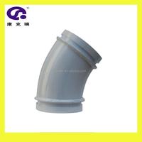High Manganese Steel Concrete Pump Parts / Beton Elbow