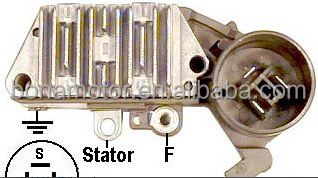 regulator IN434 12V Nippondenso 1260000610 - .jpg