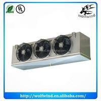 solar aluminium roll bond evaporator , fin type condenser/evaporator , copper tube aluminiun fin evaporator