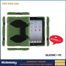 High-class frame case for ipad 2