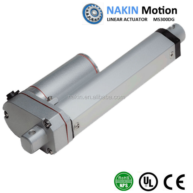 12 24v Mini Dc Motor Electric Lead Screw Linear Actuator