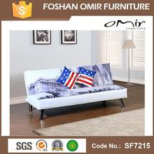 white color garden sofa bed