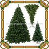 Hot-selling artficial PVC Christmas tree/bushy Christmas tree