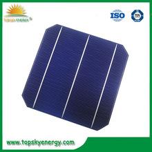 wholesale Taiwan 6x6 mono solar cells, mono crystalline cells in bulk quantity