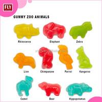 HOT Colorful Animal Shape Gummy Candy with Dinosaur Shape
