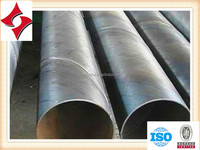 Contruction Materials/ DIN EN API 5L SSAW/HSAW High Strength Spiral Welded Steel Pipe/Tube for Oil and Gas in Tianjin Xiushui