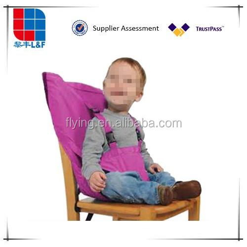 Bebé silla de viaje cinturón, bebé Asiento de Saqueo