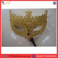 PGM-0123 Hot selling halloween wedding mask cheaper sexy mask female glasses style eye mask