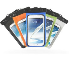 Wholesale price cell pouch waterproof mobile phone bag