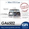 GA6502 - mini htpc case horizontal computer