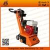honda gasoling engine concrete floor scarifying machine with max depth5mm